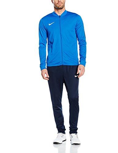 2801c851 Nike Herren Academy 16 Knit Trainingsanzug – Blau Royal Blue/Obsidian/White  , L